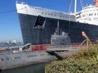 Ветеран холодной войны в тени Королевы: советская субмарина-музей в США