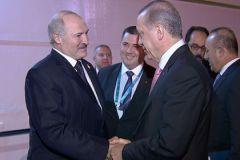 Встреча Александра Лукашенко и Реджепа Тайипа Эрдогана