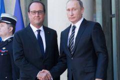 Встреча главы России и главы Франции может состояться до Климатического саммита в Париже