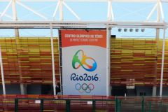 Рио готовится к Играм