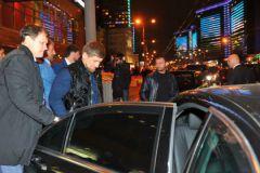 Рамзан Кадыров не всегда сам сидит за рулём