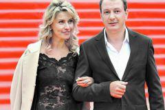 Марат Башаров с женой Екатериной