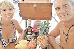 Супруги надеются, что им не придется возвращаться в Россию