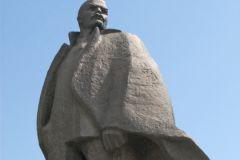 Оскверненный Ленин был в тот же день отмыт