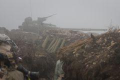Боевые столкновения идут на окраинах Дебальцево