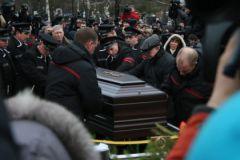 Бориса Немцова похоронили на Троекуровском кладбище
