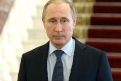 Владимир Путин комментирует ситуацию со сбитым Су-24
