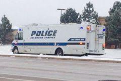 Полиция оцепила клинику в Колорадо-Спрингс