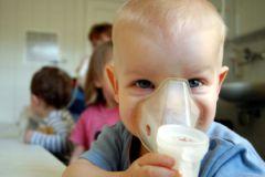 Причиной детской астмы является нехватка хороших бактерий в кишечнике