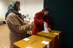 Украина хочет запретить российским гражданам участвовать в выборах в Госдуму