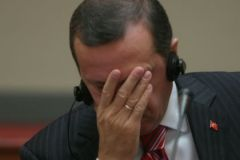 Может ли Эрдоган (на фото) выиграть затеянную им борьбу с Путиным?