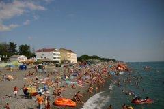 """Сочи (на фото) и Крым уже переполнены, так что """"открытие"""" Турции для туристов было бы кстати"""