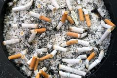 Курящие спортсмены