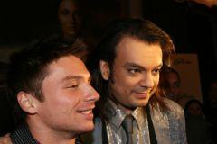 Сергей Лазарев и Филипп Киркоров