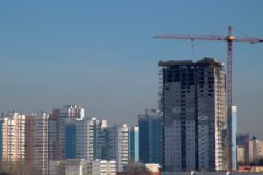 Комитет государственного строительного надзора города Москвы (Мосгосстройнадзор) в 2016 году выдал разрешений на строительство на плоащди 10,17 млн кв. метров