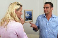 Семейная жизнь не обходится без ссор и конфликтов