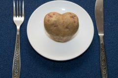 Картошки в стране много