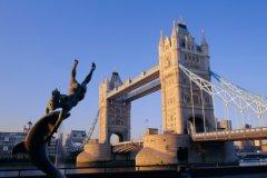 Лондон предлагают множество вариантов по-настоящему бюджетного отдыха