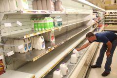 Продуктовый кризис