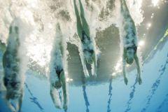 Некоторые отечественные пловцы жалуются на качество купальников
