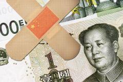 Международные резервы Китая сократились на 512,66 млрд долларов