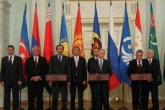 Лидеры стран СНГ