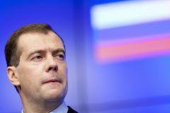 Медведев рассказал Госдуме об антикризисных мерах