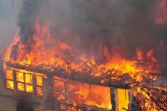 Пожар произошёл 12 декабря, погибли 23 человека