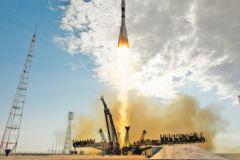 Неудачный запуск ракеты