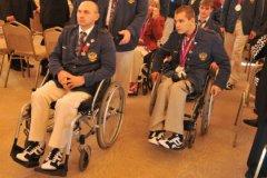 На последних летних Паралимпийских играх — 2012 в Лондоне наша сборная заняла второе место в общекомандом медальном зачете