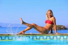Плавание не только поднимает настроение, но и уравновешивает процессы возбуждения и торможения