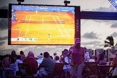 Большой теннис на ТВ