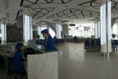 Система безопасности аэропорта должна соответсвовать системе безопасности города