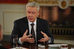 Собянин сократит 30% московских госслужащих