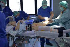 Операция по замене коленного или бедренного сустава повышает риск инфаркта