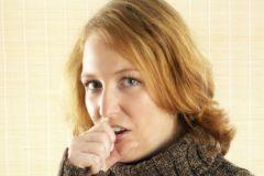 Частый кашель может быть симптомом ХОБЛ