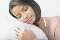 Во сне система контроля разума притупляется