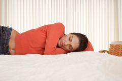 От позы во время сна зависит здоровье человека
