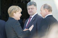 Путин может признать самопровозглашенные республики на Украине