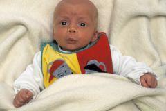 Продолжительность взгляда новорожденного говорит о риске развития проблем с поведением