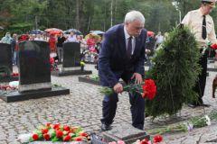 В результате трагедии погибли все находившиеся на АПЛ «Курск» (118 человек)