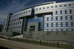 Здание ПФР Республики Башкортостан