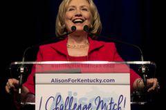 Хиллари Клинтон ответила, собирается ли быть президентом США
