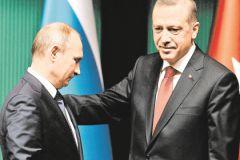 Еще 2 месяца назад Турция и Россия были чуть ли не лучшими друзьями