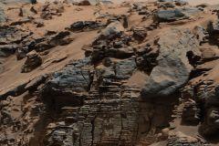 Органические молекулы были обнаружены в ходе бурения скальных пород