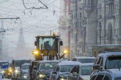 Автомобильные пробки — печальная реальность