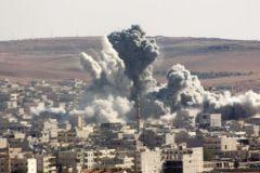 30 сентября российские ВВС нанесли первые удары по объектам ИГИЛ в Сирии