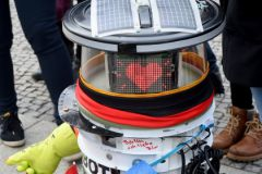 Робот любви немецкого производства