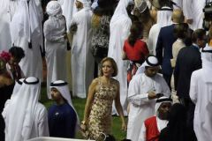 При визитах в арабские страны дресс-код — большое дело