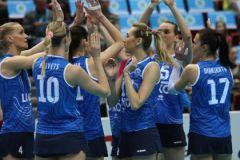 Несмотря на скандальное поведение турецких болельщиков, российская команда с жалобой не стала